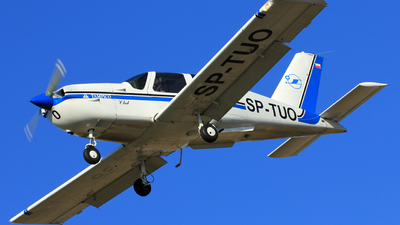 SP-TUO - Socata TB-9 Tampico Club - OKL - Aviation Training Centre of Rzeszow Technical University