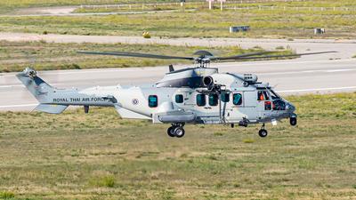 F-ZWBT - Eurocopter EC 725AP Caracal - Thailand - Royal Thai Air Force