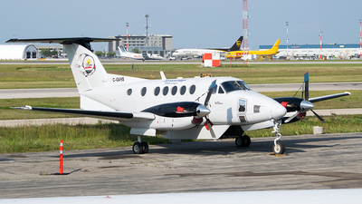 A picture of CGXHS - Beech B200 Super King Air - [BB1302] - © RZ