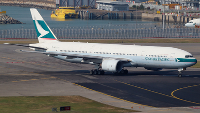 A picture of BHND - Boeing 777267 - [27264] - © Angus Chae
