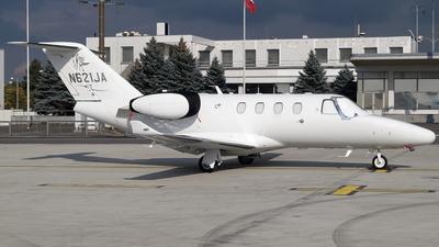 A picture of N621JA - Cessna 525 Citation M2 - [5250857] - © Václav Kudela