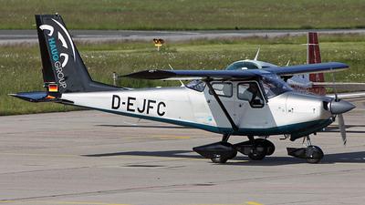 D-EJFC - Vulcanair V1.0 - Haug Group