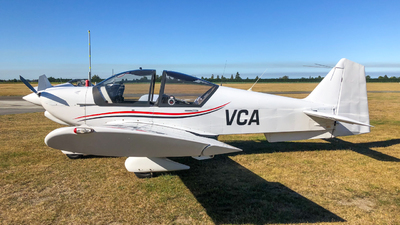 ZK-VCA - Alpha Aviation 160A - South Canterbury Aero Club