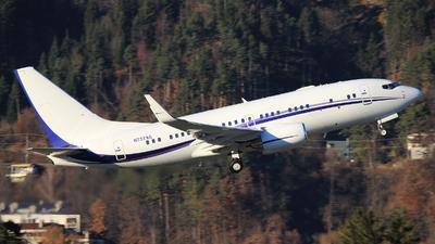 N737AG - Boeing 737-7BF(BBJ) - Private