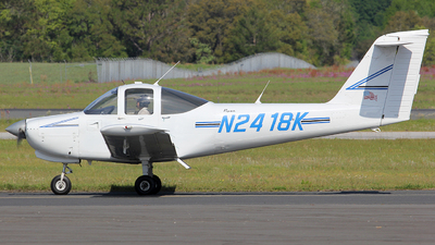 N2418K - Piper PA-38-112 Tomahawk - Private
