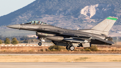 89-2132 - General Dynamics F-16CM Fighting Falcon - United States - US Air Force (USAF)