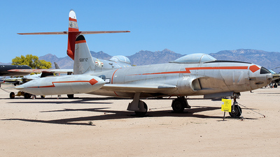 45-8612 - Lockheed F-80B Shooting Star - United States - US Air Force (USAF)