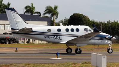 A picture of PRGRL - Beech C90GTx King Air - [LJ1981] - © LazaroEdu