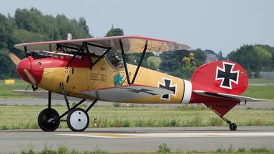 N986RS - Albatros D.Va - Private