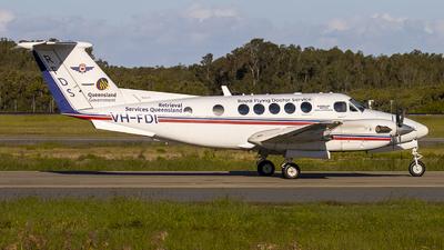 A picture of VHFDI - Beech B200C Super King Air - [BL162] - © Jon Logan