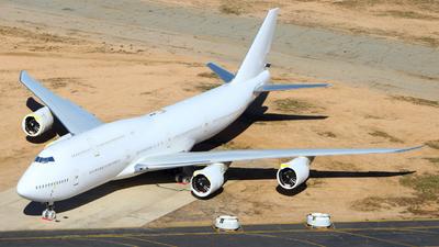 A picture of N895BA - Boeing 74785M - Boeing - © José Andrés Mora