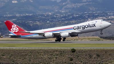 LX-VCL - Boeing 747-8R7F - Cargolux Airlines International
