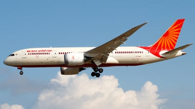 VT-ANX - Boeing 787-8 Dreamliner - Air India
