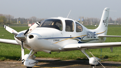 N573VE - Cirrus SR22-G2 - Private