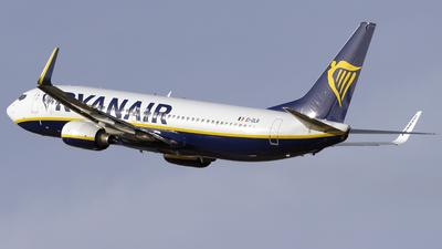 EI-DLR - Boeing 737-8AS - Ryanair