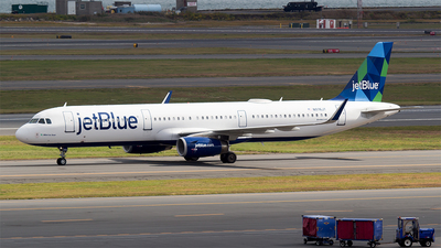 A picture of N976JT - Airbus A321231 - JetBlue Airways - © Bora Polater