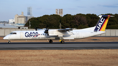 JA842C - Bombardier Dash 8-Q402 - Japan Air Commuter (JAC)