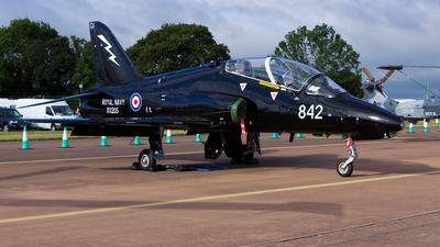 XX205 - British Aerospace Hawk T.1A - United Kingdom - Royal Navy