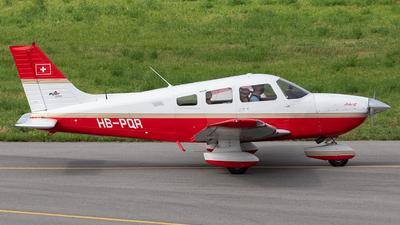 HB-PQR - Piper PA-28-181 Archer III - Flugschule Basel