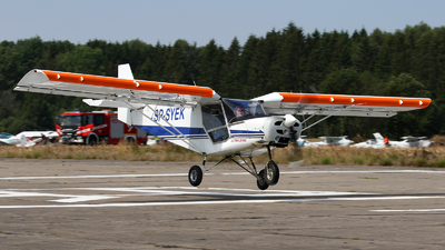 SP-SYEK - Trophy TT-2000 STOL - Private