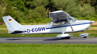 D-EGBW - Reims-Cessna F172M Skyhawk - Luftsportverein Worms