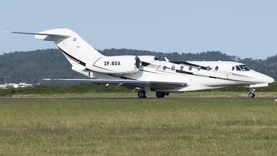 ZP-BOA - Cessna 750 Citation X - Private