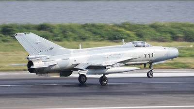 2711 - Chengdu F-7BGI - Bangladesh - Air Force