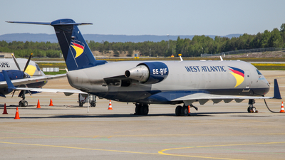 SE-RIF - Bombardier CRJ-200PF - West Atlantic Airlines