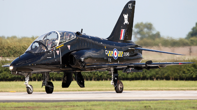 XX345 - British Aerospace Hawk T.1A - United Kingdom - Royal Air Force (RAF)