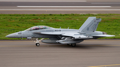 168272 - Boeing EA-18G Growler  - United States - US Navy (USN)