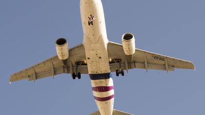 EP-SSL - Airbus A319-112 - Meraj Air