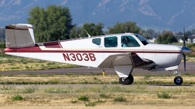 N303B - Beechcraft G35 Bonanza - Private