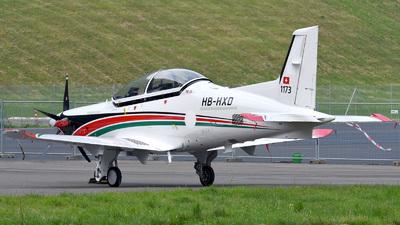 HB-HXD - Pilatus PC-21 - Pilatus Aircraft