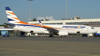 HA-LKG - Boeing 737-8CX - SmartWings