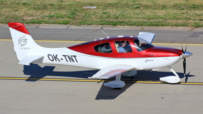 A picture of OKTNT - Pilatus PC12/47E -  - © Robert Kolek - lojza