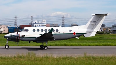 23051 - Beechcraft LR-2 King Air - Japan - Ground Self Defence Force (JGSDF)