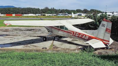 TG-FAB - Cessna 180 Skywagon - Private