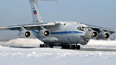 RA-78777 - Ilyushin IL-76MD - Russia - Air Force