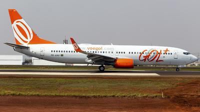 A picture of PRGXU - Boeing 7378EH - GOL Linhas Aereas - © Matheus Lima