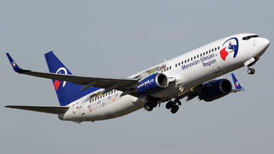 OK-TVO - Boeing 737-8CX - Travel Service