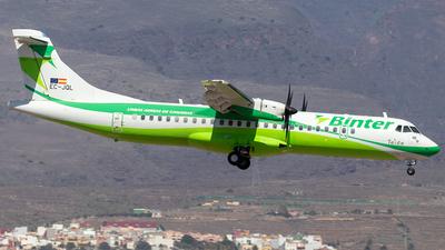 EC-JQL - ATR 72-212A(500) - Binter Canarias