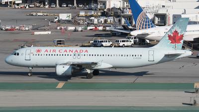 C-FDST - Airbus A320-211 - Air Canada