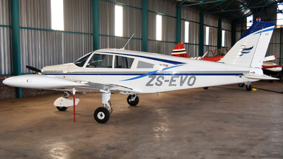ZS-EVO - Piper PA-28-140 Cherokee - BIRD Aviation