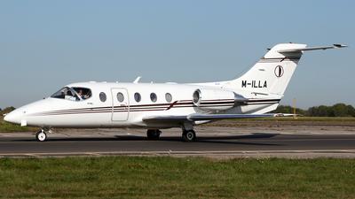 M-ILLA - Hawker Beechcraft 400XP - Private