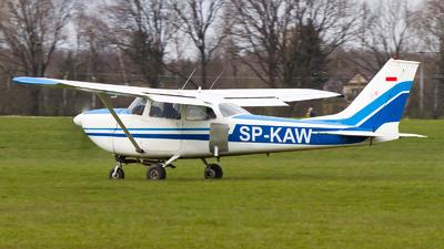 SP-KAW - Reims-Cessna FR172G Reims Rocket - Private