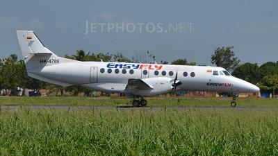 HK-4786 - British Aerospace Jetstream 41 - EasyFly