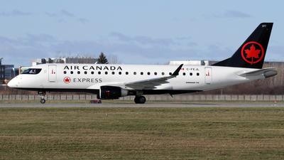 A picture of CFEJL - Embraer E175SU - Air Canada - © Daniel Lapierre Forget