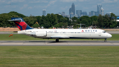 N891AT - Boeing 717-2BD - Delta Air Lines
