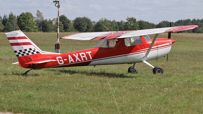 A picture of GAXRT - Cessna FA150K Aerobat - [0018] - © Jarek Kania