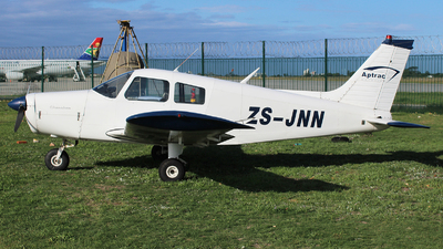 ZS-JNN - Piper PA-28-140 Cherokee Cruiser - Madiba Bay School of Flight